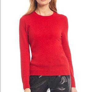 Michael Kors cashmere crew neck sweater